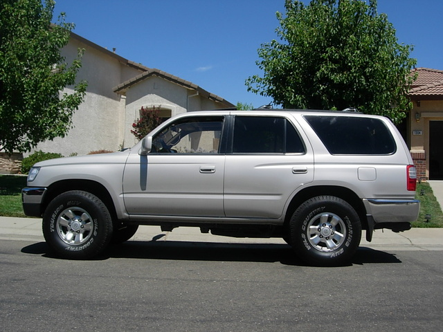 Picture of 1998 Toyota 4Runner 4 Dr SR5 SUV