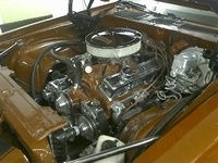1975 Chevrolet Camaro picture, engine