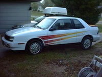 1992 Plymouth Duster Overview