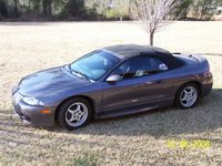 1998 Mitsubishi Eclipse Spyder Picture Gallery