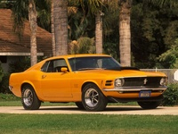 1970 Ford Mustang Boss 429 picture, exterior