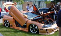 Picture of 1995 Mitsubishi Eclipse GS-T Turbo, exterior, gallery_worthy
