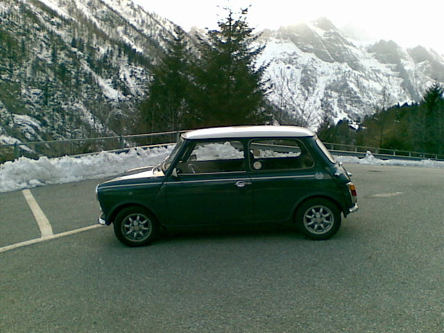 Picture of 1980 Austin Mini, exterior