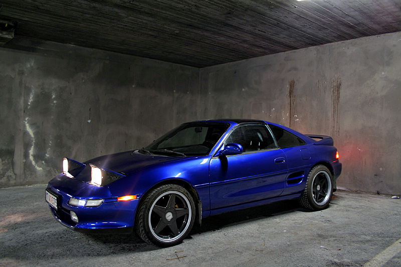 1995 Toyota MR2 Turbo T-bar picture