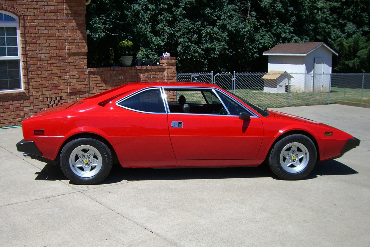 1980 ferrari 308 exterior pictures cargurus. Black Bedroom Furniture Sets. Home Design Ideas