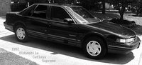 Picture of 1992 Oldsmobile Cutlass Supreme 4 Dr S Sedan, exterior
