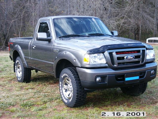 Ford Ranger Overview CarGurus - 2001 ranger