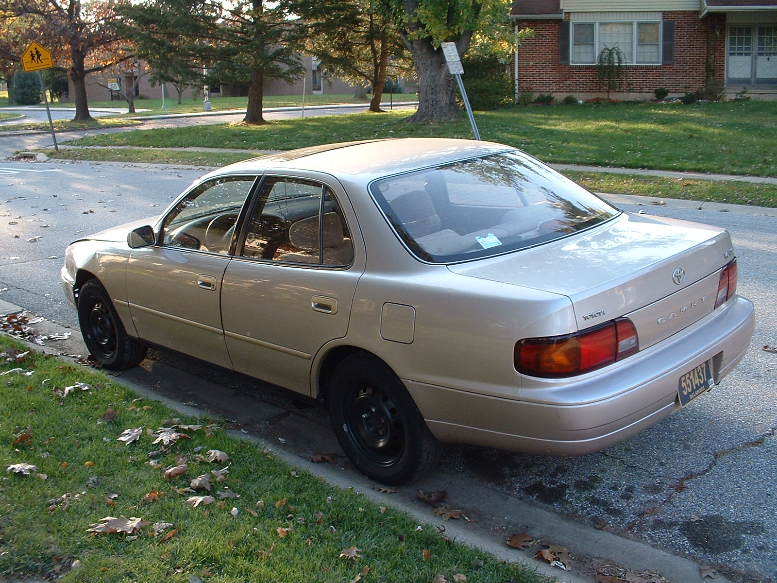 1995 Toyota Camry Pictures Cargurus