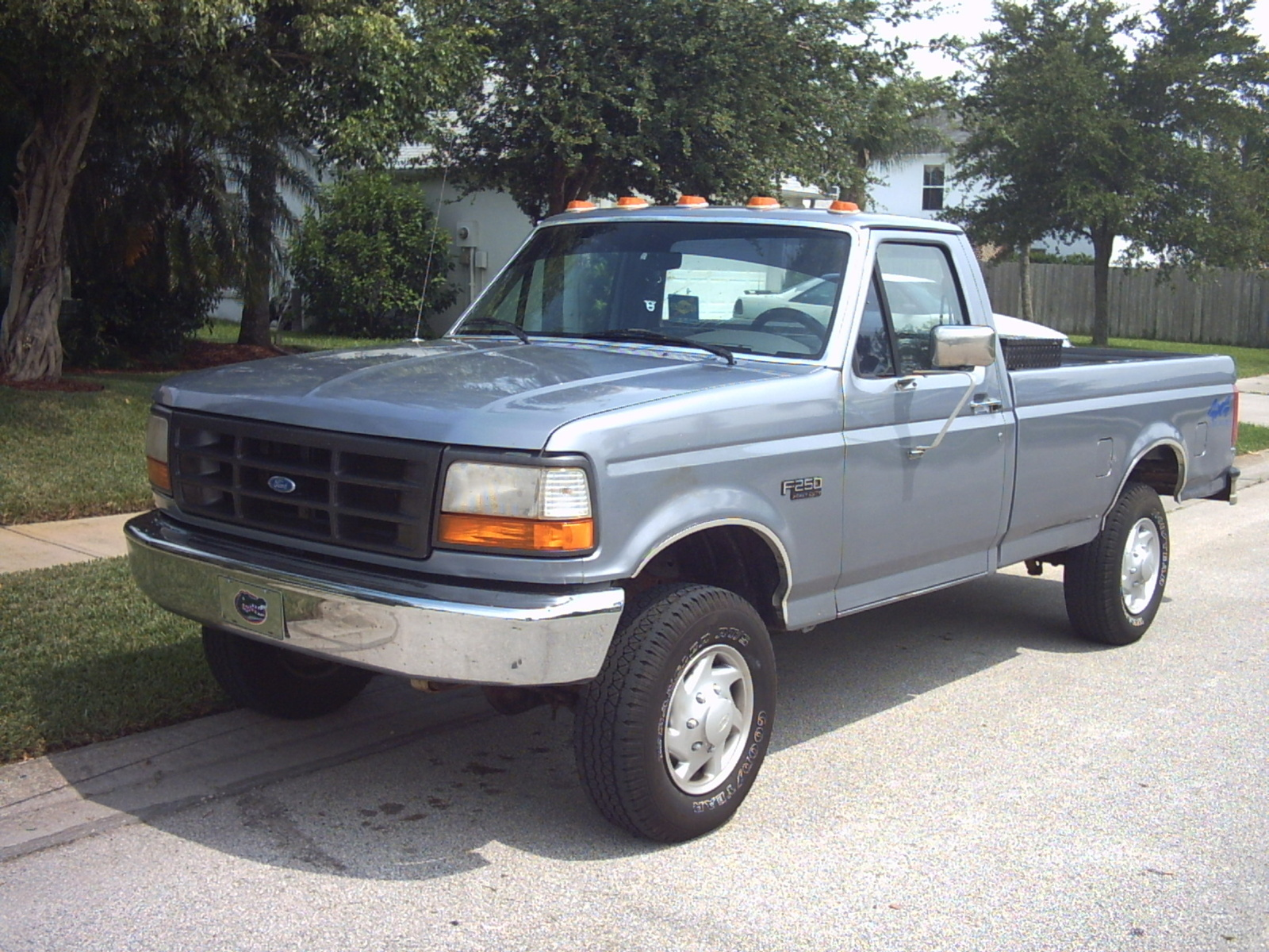 Cars compared to 1997 Ford F-350