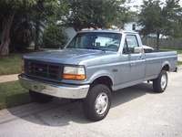 1997 Ford F-250 Overview