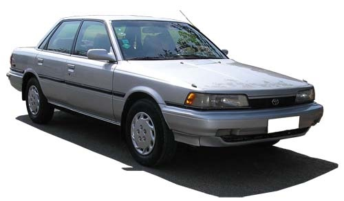 Picture of 1991 Toyota Camry LE