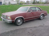 1979 Chevrolet Malibu Picture Gallery
