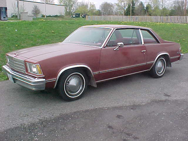 Picture of 1979 Chevrolet Malibu