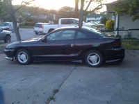 1994 Ford Mustang STD Coupe, 1994 Ford Mustang 2 Dr STD Coupe picture