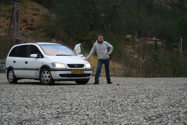 Picture of 2000 Opel Zafira