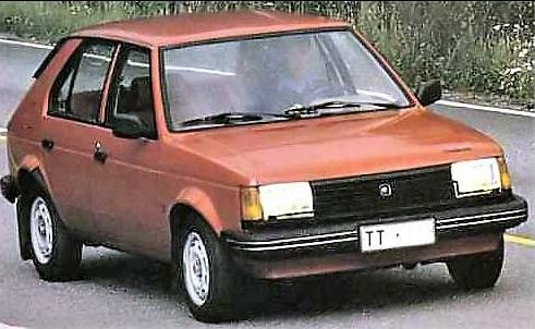 Picture of 1982 Talbot Horizon, exterior, gallery_worthy