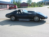 1974 Chevrolet Corvette 2 Dr STD Coupe picture, exterior