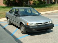 Picture of 1991 Geo Prizm 4 Dr STD Sedan, exterior, gallery_worthy