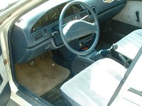 Picture of 1991 Geo Prizm 4 Dr STD Sedan, interior