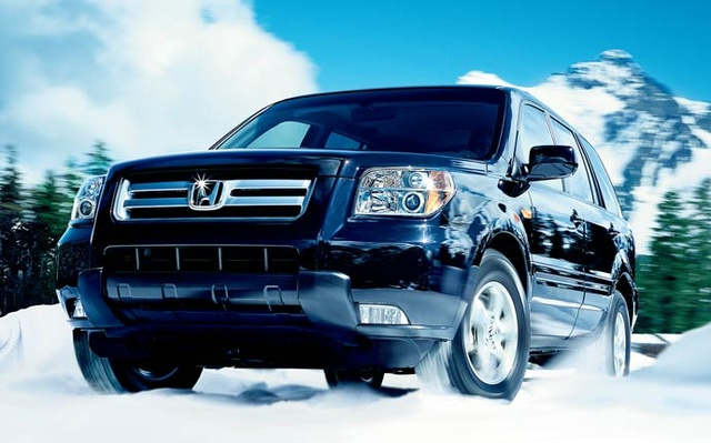 Picture of 2008 Honda Pilot