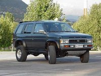 Picture of 1995 Nissan Pathfinder 4 Dr XE 4WD SUV, exterior, gallery_worthy