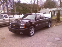 2003 Chevrolet Silverado 1500 SS 4 Dr STD AWD Extended Cab SB picture, exterior