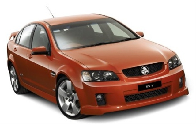 Picture of 2007 Holden Commodore