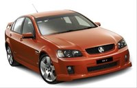 2007 Holden Commodore Overview