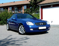 Picture of 1998 Mercedes-Benz SLK-Class SLK230 Supercharged, exterior
