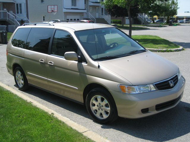 Picture of 2004 Honda Odyssey EX FWD, exterior, gallery_worthy
