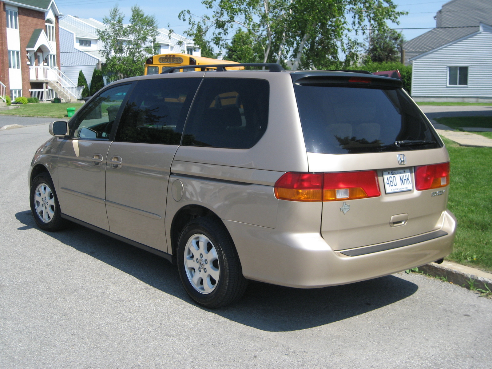 Town And Country Toyota >> 2002 Honda Odyssey - Pictures - CarGurus