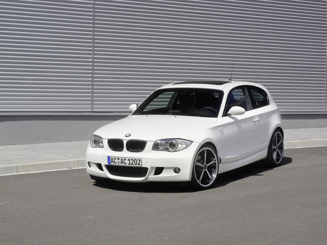 Picture of 2008 BMW 1 Series, exterior, gallery_worthy