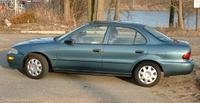 Picture of 1995 Geo Prizm 4 Dr STD Sedan, exterior