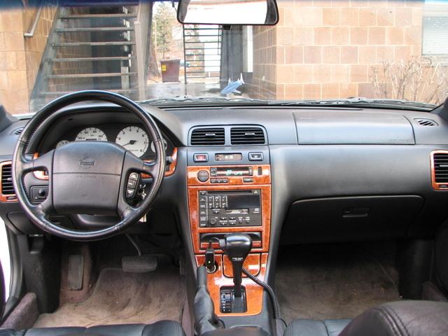 1996 Nissan Maxima Interior Pictures Cargurus