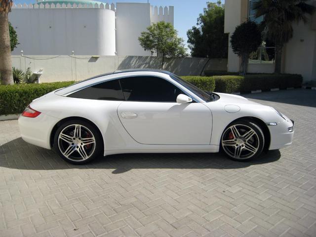 Porsche Carrera 4s 2006 2006 Porsche 911 Carrera 4s