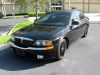 2002 Lincoln LS Overview