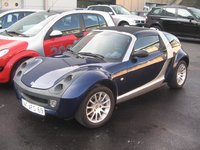Picture of 2003 smart roadster Coupe, exterior
