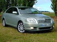 2004 Toyota Avensis Overview