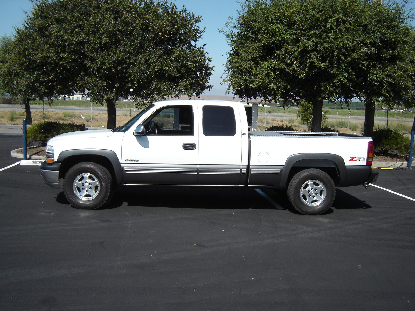 picture of 2001 chevrolet silverado 1500 extended cab sb 4wd. Cars Review. Best American Auto & Cars Review