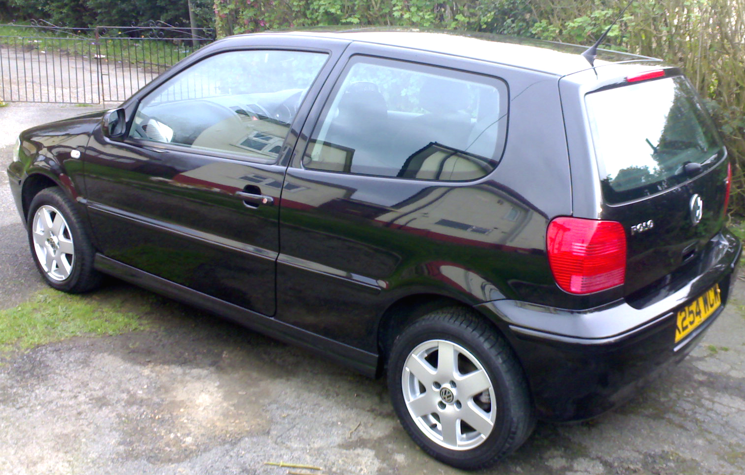 2001 volkswagen polo other pictures cargurus. Black Bedroom Furniture Sets. Home Design Ideas