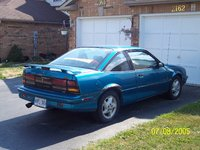 Picture of 1993 Pontiac Sunbird, exterior, gallery_worthy