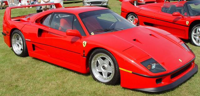 1990 Ferrari F40 Overview Cargurus