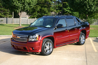Picture of 2008 Chevrolet Avalanche