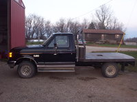 Picture of 1991 Ford F-150 XLT Lariat 4WD LB, exterior