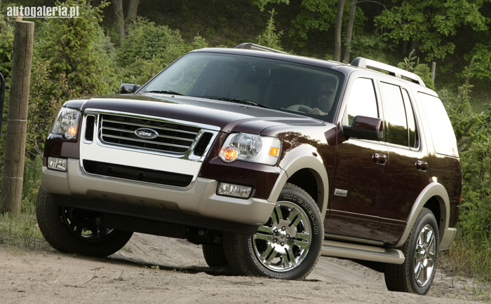 2006 ford explorers recall. Black Bedroom Furniture Sets. Home Design Ideas
