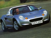 1997 Lotus Elise Picture Gallery