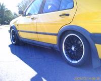 1991 Volkswagen Jetta GLI 16V, 1991 Volkswagen Jetta 4 Dr GLI 16V Sedan picture, exterior
