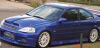 Picture of 1999 Honda Civic Coupe Si, exterior, gallery_worthy