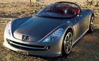 2000 Peugeot 607 Overview