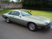 1978 Jaguar XJ-S Overview